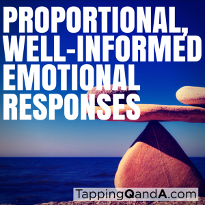 Pod #149: The Real Goal Of EFT – Proportional Well Informed Emotions