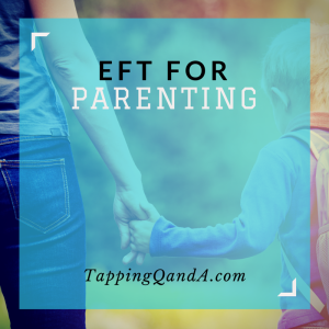 Pod #212: EFT To Help You Be A Better Parent w/ Heather Chauvin