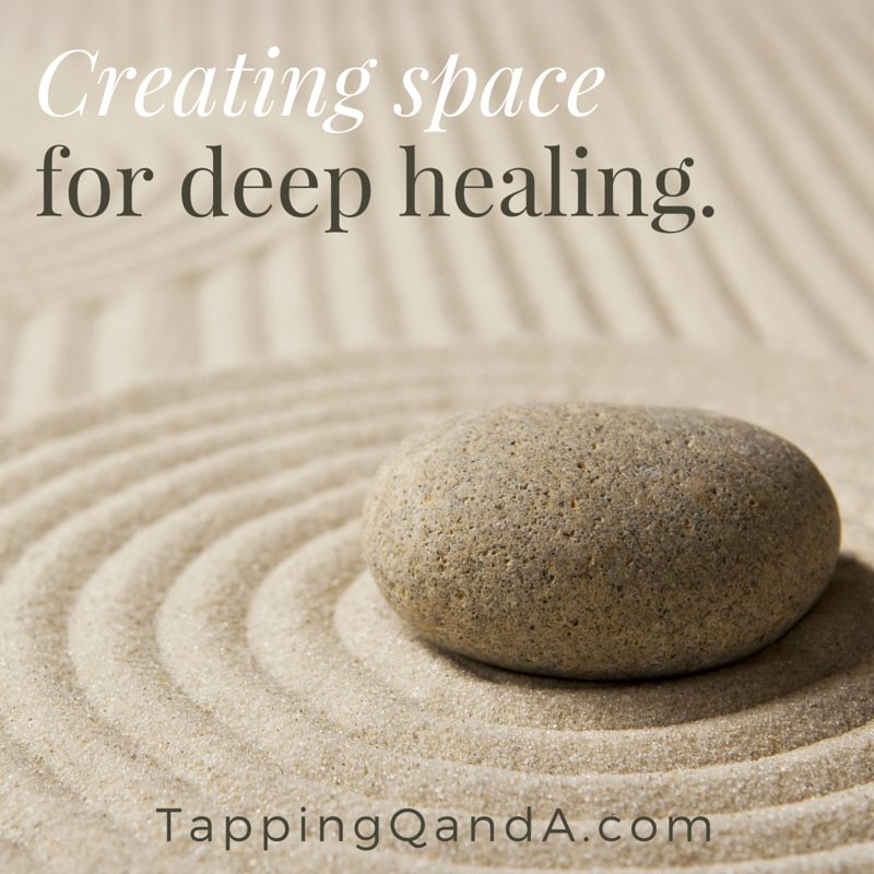 Creating space for deep healing2
