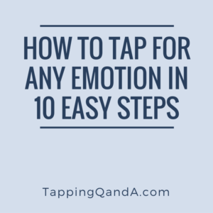 How To Tap For Any Emotion In 10 Easy StepsLightBlue