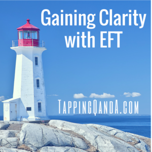 Gaining Claritywith EFT