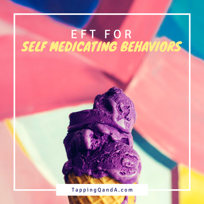Pod #286: EFT For Self Medicating Behaviors w/ Manal Khalife