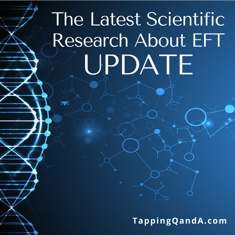 Pod #290: The Latest Scientific Research About EFT w/ Dr. Peta Stapleton