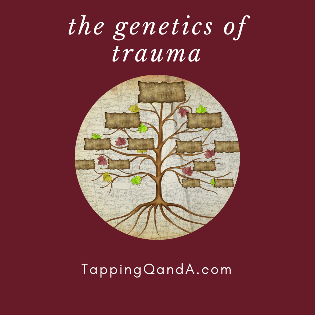 Pod #292: How We Inherit Trauma Genetically w/ Mark Wolynn
