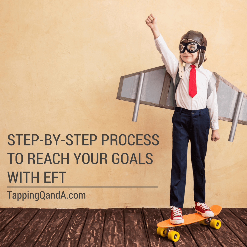 Pod #297: Step-By-Step Process To Reach Your Goals With EFT w/ Kris Ferraro