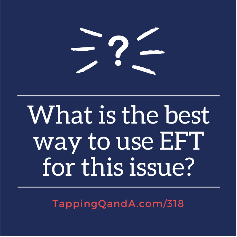 Pod #318: What is the best way to use EFT for this issue?