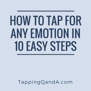 How To Tap For Any Emotion In 10 Easy StepsLightBlue