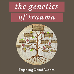 Healing trauma eft