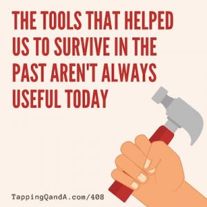 Pod #408: The Tools That Helped Us To Survive In The Past Aren't Always Useful Today